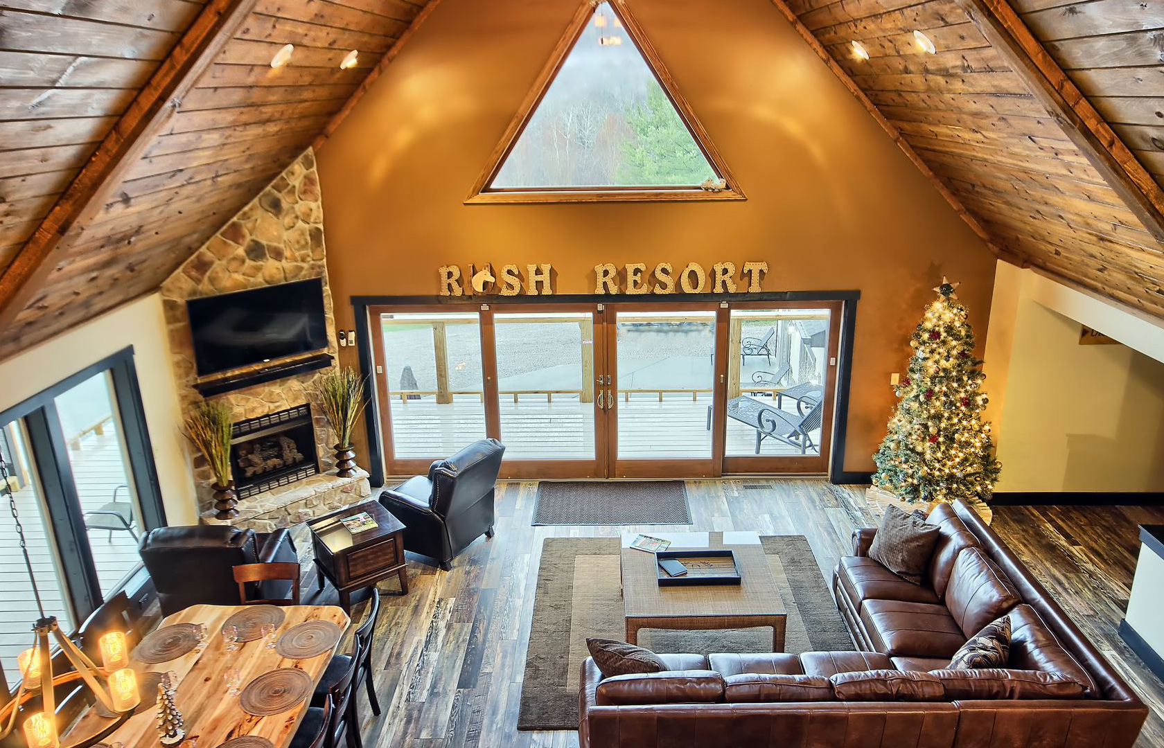 Rush Resort Lodge
