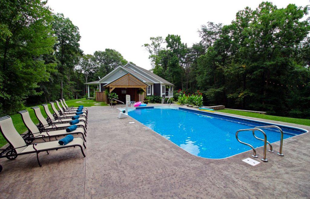 Webb Pointe Lodge Hocking Hills With Pool 2021