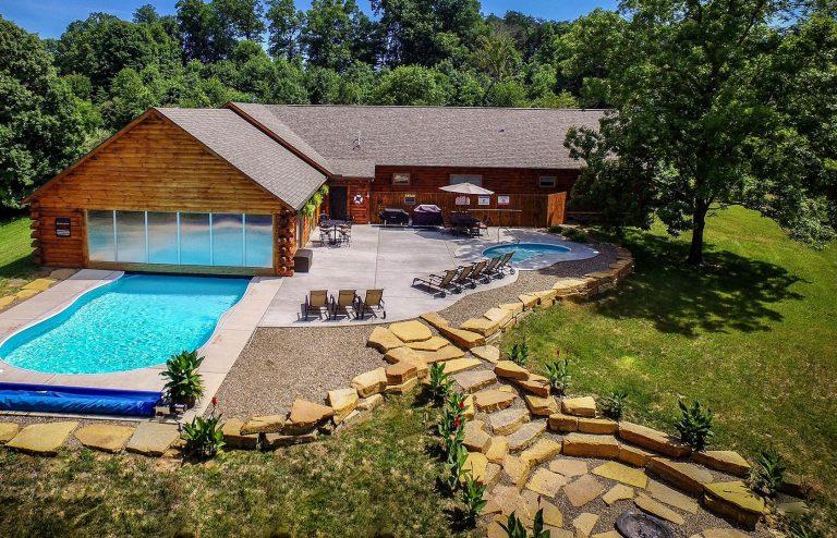 Ridgemont Lodge Hocking Hills